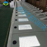 Todo en un jardín de la calle de Energía Solar LED