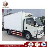 Foton congélateur camions 4x2 6-7tonnes congélateur de 4 m de la boîte de chargement camion pour la vente