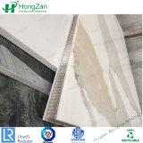 Le Quartz de matériaux de construction Panneau alvéolé pour mur Clading