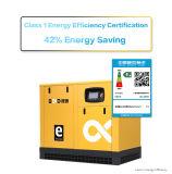 Schrauben-Luftverdichter der variablen Dauermagnetfrequenz-15HP energiesparender