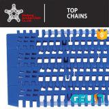 Nastro trasportatore Chain della poltiglia di plastica della macchina imballatrice di serie per alimento