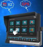 Monitor met Geïntegreerda Registreertoestel, 4G, het Scherm van de Aanraking