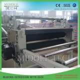 高品質Plastic ABS /HIPS/PMMA/PE/PP Solid PanelかSheet/Board Extrusion/Extruder Making Machine