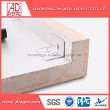 Le Granite Assemblage facile rentable de panneaux en aluminium de placage de pierre Honeycomb pour l'architecture Faccade/ mur-rideau