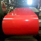 3105 5052 5754 ПВДФ катушки из алюминия с полимерным покрытием