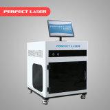 최신 판매에 의하여 개인화되는 생일 선물 기계 수정같은 Laser 조각 기계