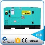60Гц 165квт 206Ква Water-Cooling Silent шумоизоляция на базе дизельного двигателя ФАО генераторная установка дизельных генераторах
