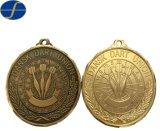 金属メダルカスタム記念品の装飾のMetchのギフトの安い挑戦はメダルFtmd1312jを遊ばす
