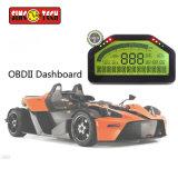 Не903 тахометра / Скорость / Уровень топлива в комбинированном дисплее гоночной машины измерительные приборы для автомобилей Obdii