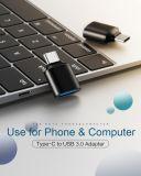 Flits Syn⪞ OTG Adapter type-C aan USB ≃ . 0 OTG Convertor typ-C