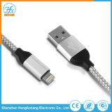 Cavo elettrico mobile del caricatore di dati del USB del lampo del telefono 5V/2.1A