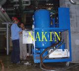 ماء إزالة [دكلورينغ] يستعمل عنفة [أيل بوريفير], طاقة - توفير زيت [سنتريفوغل] فرّازة
