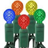 Kugel-Zeichenkette-Lichter UL-G15 für Patio