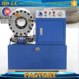 工場直接安い産業自動ホースのひだが付く機械Dx68