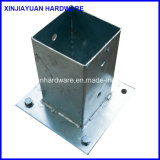 Q235 verriegeln unten Grundplatte-Erdanker-Platte