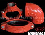 FM/UL bride Grooved d'adaptateur de 300 LPC - classe 150 de norme ANSI