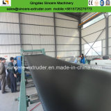 Chaîne de production de feuille de HDPE du PE pp/machine en plastique d'extrusion de feuille