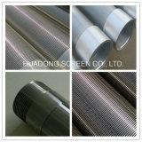 Liquido della Cina ss 304/316/316L/solido o gas/schermo solido del Johnson del collegare del cuneo di separazione