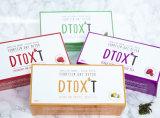 Marca de fábrica modificada para requisitos particulares Dtox't infusión mezclada de 14 del día de peso de la pérdida del Detox bayas del té