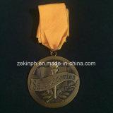 Medalhas com anexos de fita
