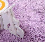 シャギーなシュニールの高い山の居間のフロアーリングのカーペット