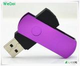 Memory Stick USB pivotant à faible coût avec 1 an de garantie (WY-M08)