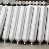 軽量の継ぎ目が無いアルミニウム空気タンクサイズ