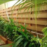 Boîte d'ombre, WPC de clôture de bois composite