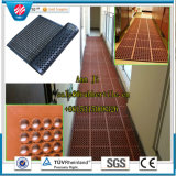 Stuoia antibatterica del pavimento, stuoia del pavimento di resistenza di olio, stuoia antiscorrimento del pavimento