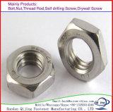 Carbone Nuts de la tête DIN934 Hex/acier inoxydable galvanisé