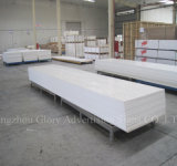 PVC branco Sheet da Elevado-densidade e do High Hardness