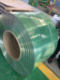 Enduit de couleur aluminium fini miroir Strip pour transformateur