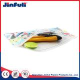 Bureau de vente en gros sac de plume crayon en PVC pour la papeterie