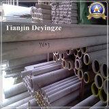 Tubo inconsútil retirado a frío ASTM 316L del acero inoxidable