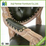 ホテル(Jodie)のための椅子を食事する純木の革シート