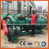 Machine de fabrication d'engrais granulaire à résidu de biogaz