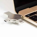 Тип-C привод 32g 32GB USB Microusb пер поверхности стыка молнии для флэш-память iPhone