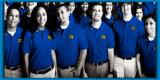 Vêtement d'école de gosses/uniforme/uniforme scolaire d'hôpital