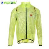 Rivestimento del vento chiaro della bicicletta, ultra indicatore luminoso, prezzo basso, valore eccellente