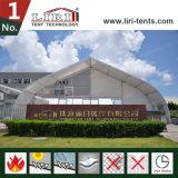 Grande tenda della curva della tenda 20X20m TFS per il magazzino privato dell'elicottero