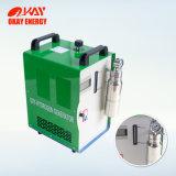 燃料のアクリルの炎の磨く機械として水を使用しなさい