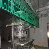500 Bph Small Capacity Chicken Slaughter e Abattoir Equipment