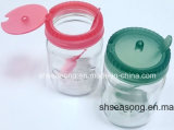 砂糖の鍋のふた/プラスチック帽子/びんカバー(SS4313)