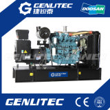 Générateur diesel Diesel Doosan 120kVA à cadre ouvert (GDS120)
