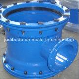 En545 / ISO2531 / En598 / Awwac110 & 153 / Asnzs 2280 Raccord de tuyaux en fonte ductile