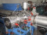 PPの低雑音の排水の管のプラスチック機械装置