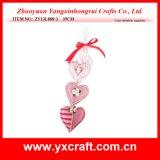 Le mariage s'arrêtant de la décoration de Valentine (ZY13L913-1-2-3) ornemente le cadeau