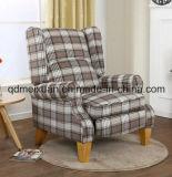 アメリカの国様式の木のフィートのソファー(M-X3072)