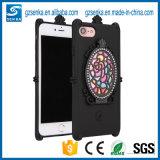 Componer la caja del silicón de la contraportada del espejo para el iPhone 7/7plus