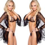 Costume женского сексуального Nigh нижнего белья хорошего качества эротичный
